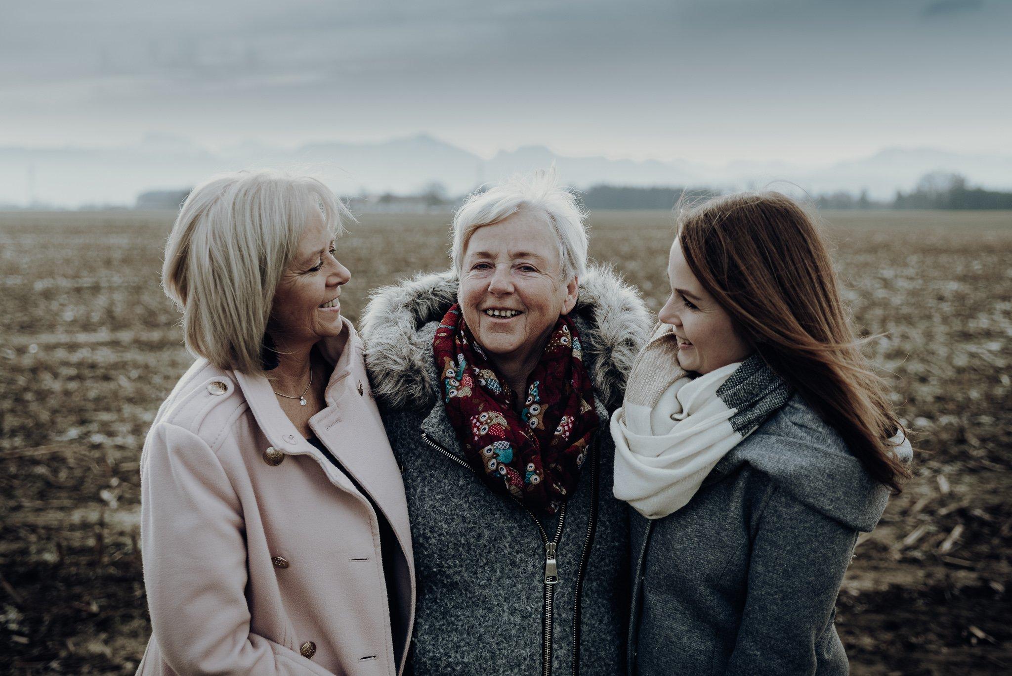 Generationenshooting Familienfotos Wels - 6